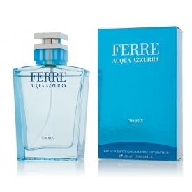 Ferre acqua azzurra for men