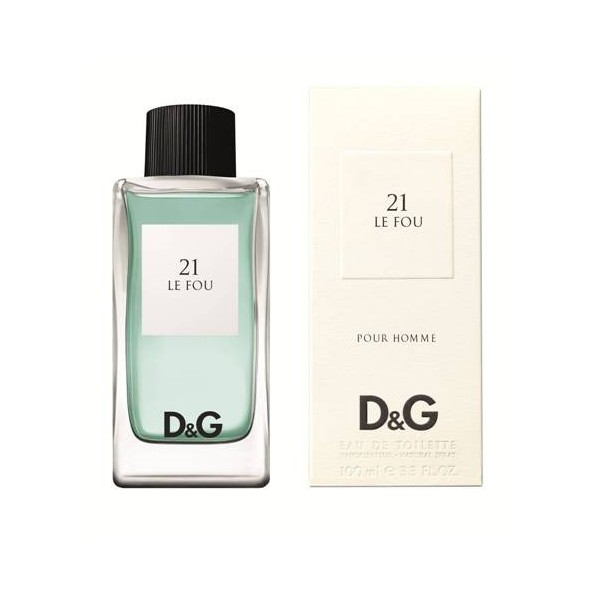 Dolce and Gabbana Anthology 21 Le Fou