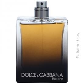 Dolce gabbana the one for men eau de parfum tester