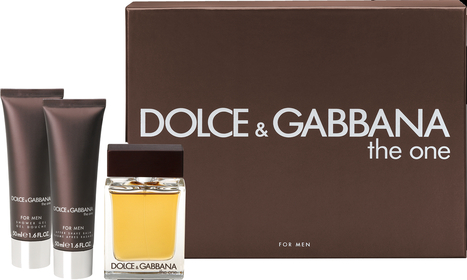 "Набор 3 в 1 Dolce & Gabbana ""The One for men"""