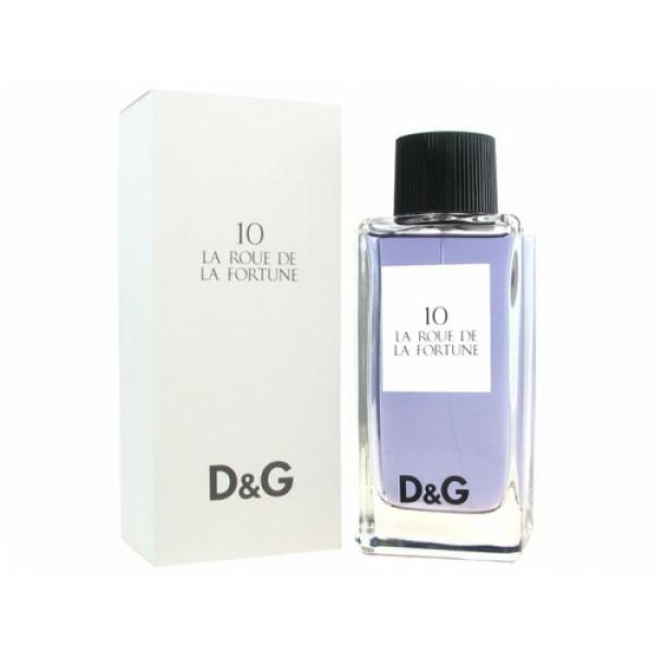 Dolce and Gabbana Anthology 10 La Roue De La Fortune