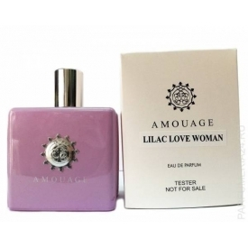 Amouage lilac love woman тестер