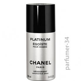 Дезодорант chanel egoiste platinum