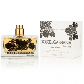 Dolce & Gabbana The One Lace Edition tester