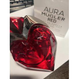 AURA MUGLER RED