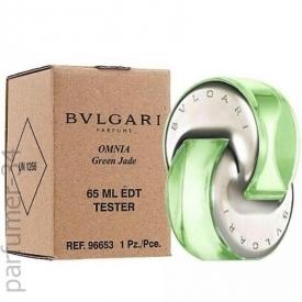 Bvlgari omnia green jade tester