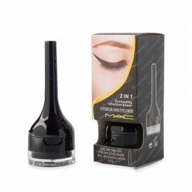 Mac eyebrow and eyeliner 2 in 1