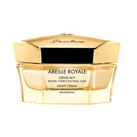 Guerlain abeille royale night cream wrinkle correction firming