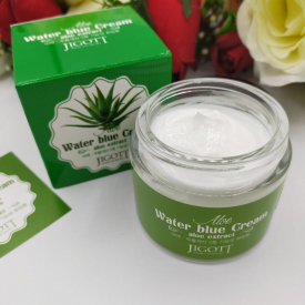 Jigott Aloe Water Blue Cream