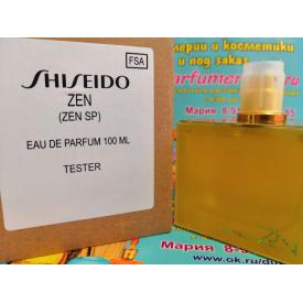 Shiseido zen тестер