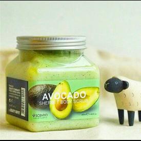 Скраб для тела Avocado Sherbet Body Scrub
