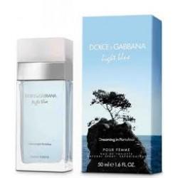 Dolce and Gabbana Light Blue Dreaming in Portofino Women