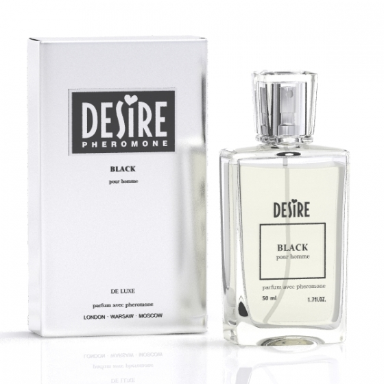 Desire Pheromone BLACK men 50 мл