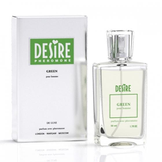 Desire Pheromone GREEN men 50 мл