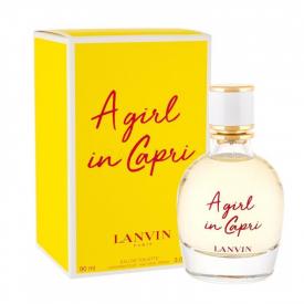 Lanvin girl in capri