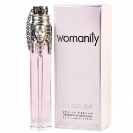 Thierry mugler womanity 80 ml