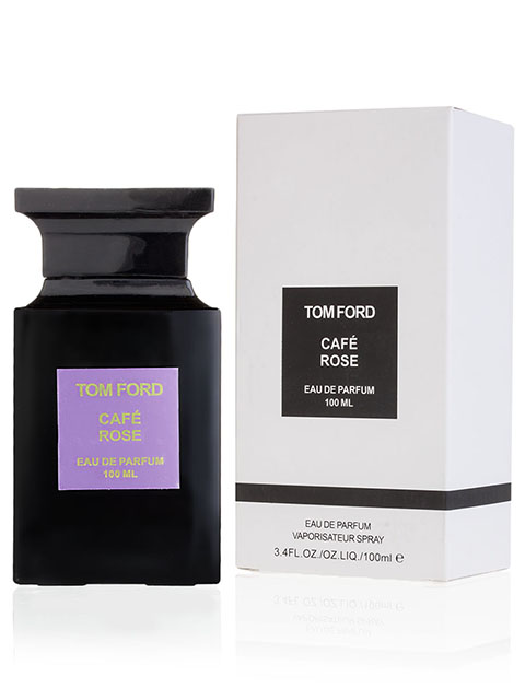 Tom Ford Cafe Rose tester