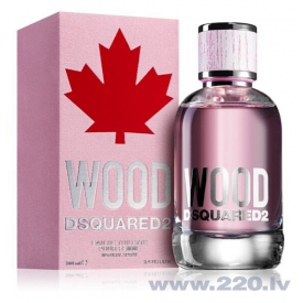 Dsquared wood for her
