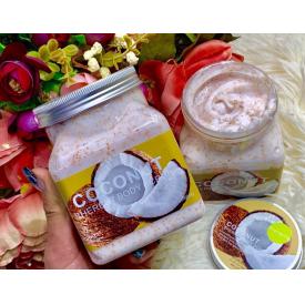 Скраб для тела Wokali coconut Sherbet Body Scrub