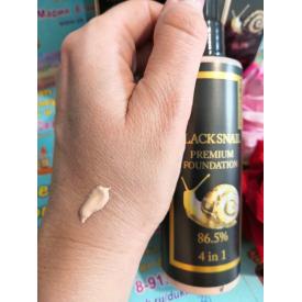 Тональный крем black snail 4 в 1