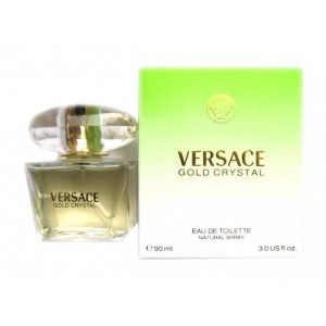 Versace Gold Crystal