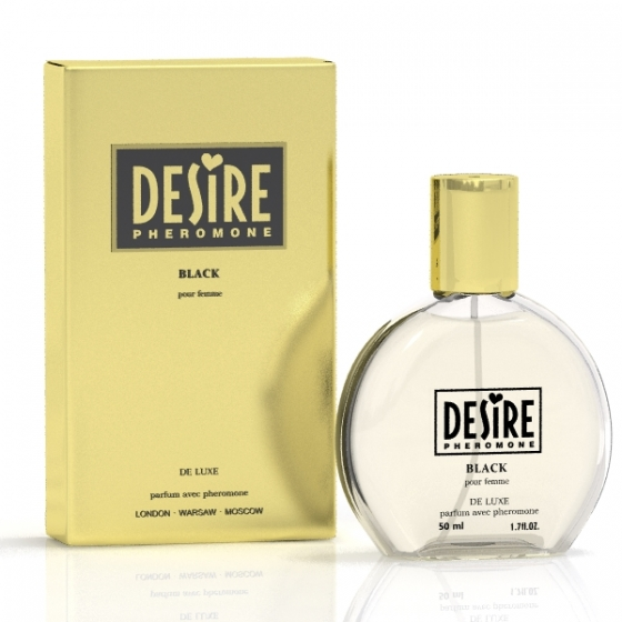 Desire Pheromone BLACK women 50 мл