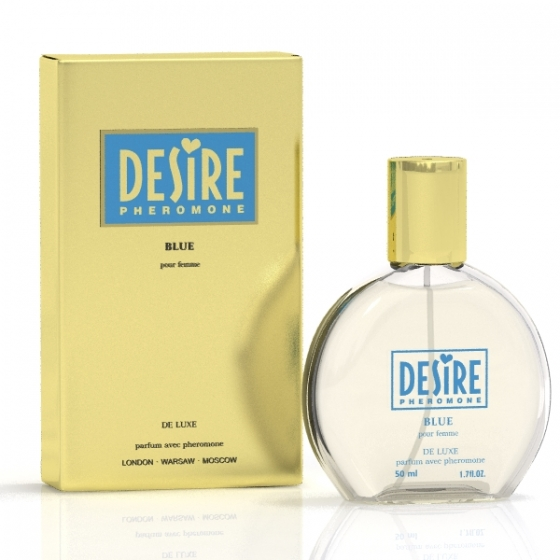 Desire Pheromone BLUE women 50 мл