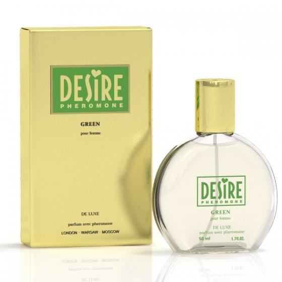 Desire Pheromone GREEN women 50 мл