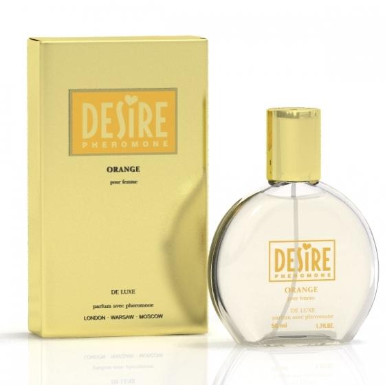 Desire Pheromone ORANGE women 50 мл