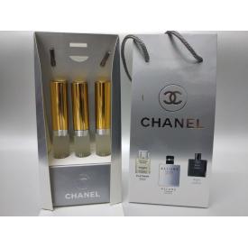 Мужской набор chanel 3 в 1
