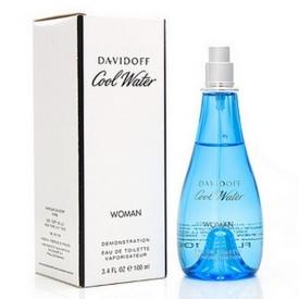 Davidoff cool water tester wooman