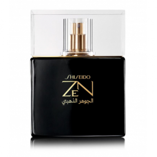Shiseido zen gold elixir тестер