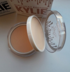 Kylie birthday edition luster bright white two color