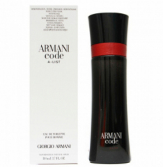 Giorgio Armani Armani Code A-List