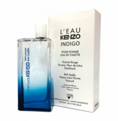 L eau par kenzo eau indigo pour homme тестер