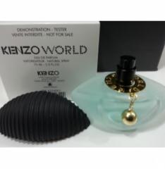 Kenzo world тестер
