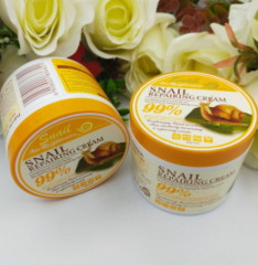 Крем Wokali Snail Repairing Cream