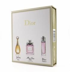 Подарочный набор Dior 3 по 20 мл