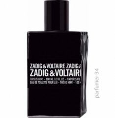 Zadig and voltaire this is him